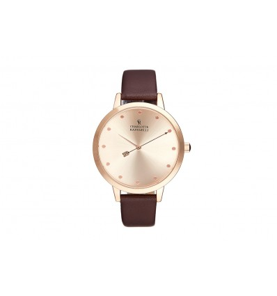 La Basic Rose Gold/Marron